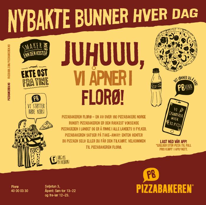 Pizzabakeren florø
